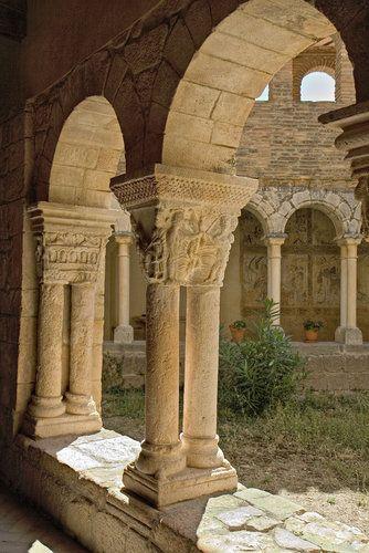 Colegiata de Santa María la Mayor, Alquezar. Huesca.