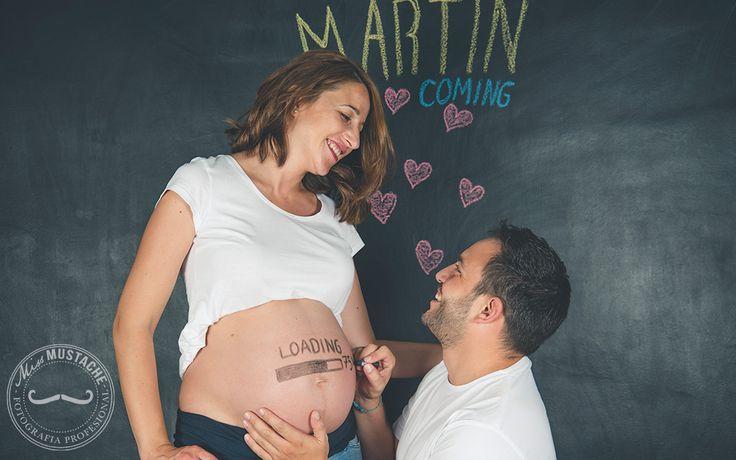 Fotografía Premama | Fotografía Embarazo | Embarazados | Fotografía futuros papas | Sesión en estudio