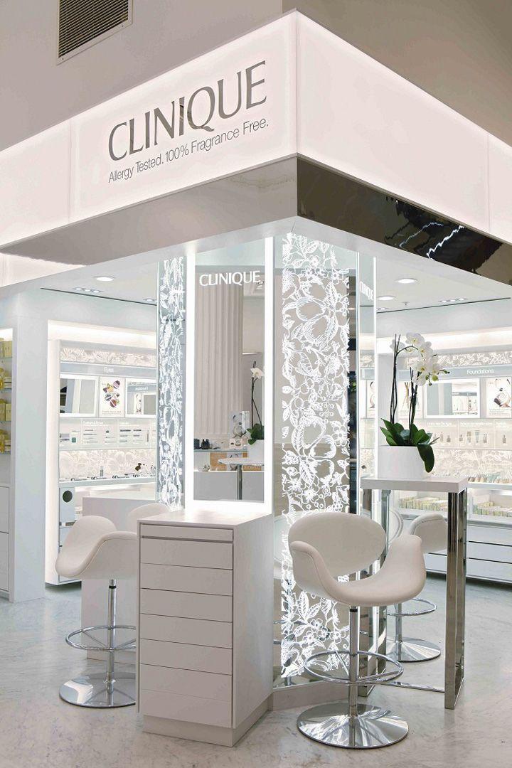 Clinique shop at Selfridges London 03 BEAUTY STORES! Clinique shop at Selfridges, London