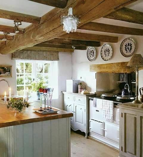 229 best Les décos de MA - 4a - beaux intérieurs - cuisine campagne