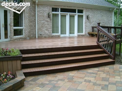 Charming Wide Stair