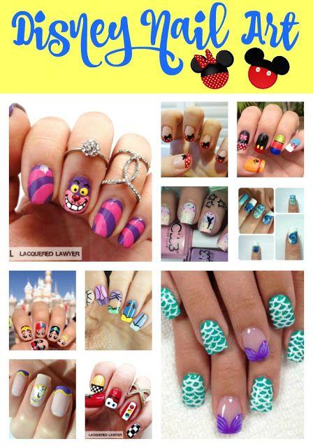 Disney Nail Art - 25+ Unique Disney Nails Art Ideas On Pinterest Disney Nail