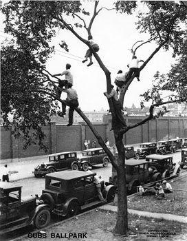 Wrigley Feild World Series 1932