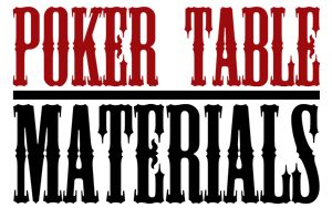 Green Pre-Padded Poker Table Felt