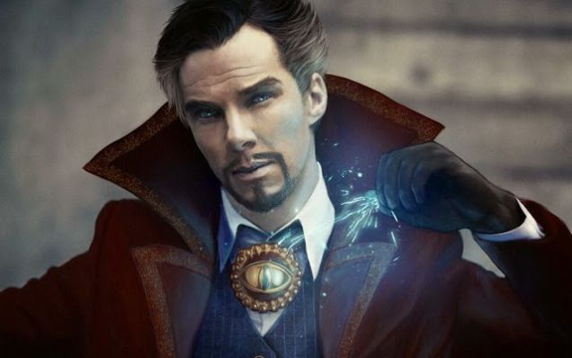 Benedict Cumberbatch Will Be Marvel's Doctor Strange *SCREAMS* --- THIS IS OFFICIAL!!! MARVEL CONFIRMED IT TODAY!!!! GOD ANSWERED MY PRAYERS AND MY DREAM CAME TRUE!!!! Mark the date: November 4, 2016!!!!!!!!