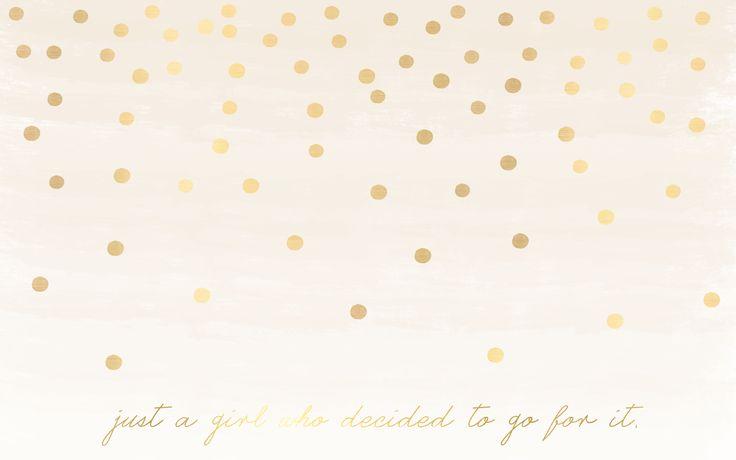 kate spade gold desktop wallpaper priceless