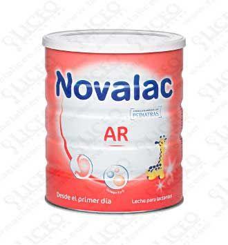 NOVALAC AR LECHE PARA LACTANTES 800 GR