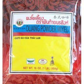 Pailin Chongchitnant (@hotthaikitchen) Thai coffee powder