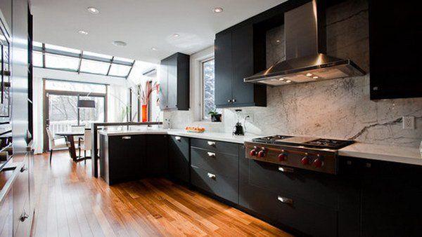 contemporary kitchen idea 21