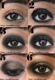 """Résultat de recherche d'images pour """"smoky-eye"""""""