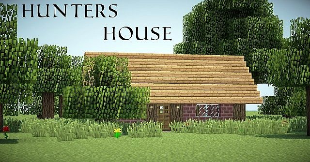 Nordic Hunter house Minecraft Pinterest Hunters