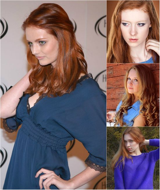 26 best red hair extension 2013 for red hairstyles images on preparation work before dyeing red hair extensions red hairstylescelebrity pmusecretfo Gallery