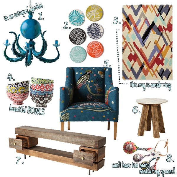 Decor From Anthropologie For The Home Pinterest