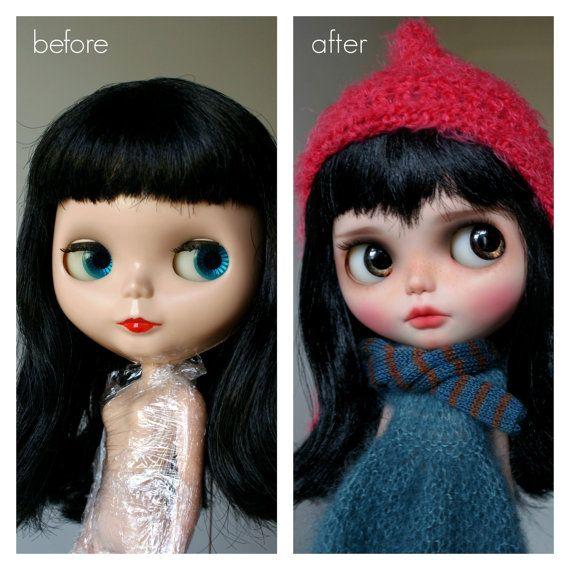 Custom Service for Blythe doll by AlmondDoll by AlmondDoll on Etsy
