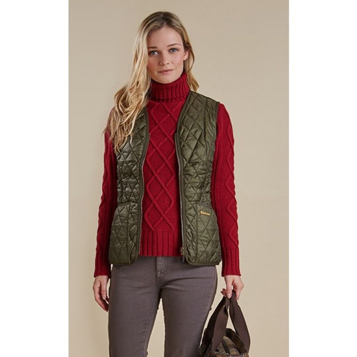 Barbour gilet