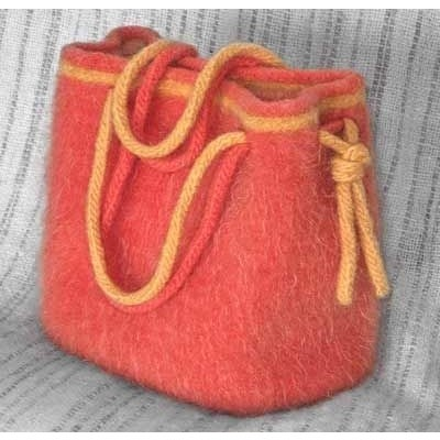 Noni Knitting Patterns : 17 Best images about Felted Crochet Bags on Pinterest Hobo bags, Crocheted ...