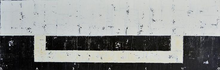 180x60cm Acryl on canvas