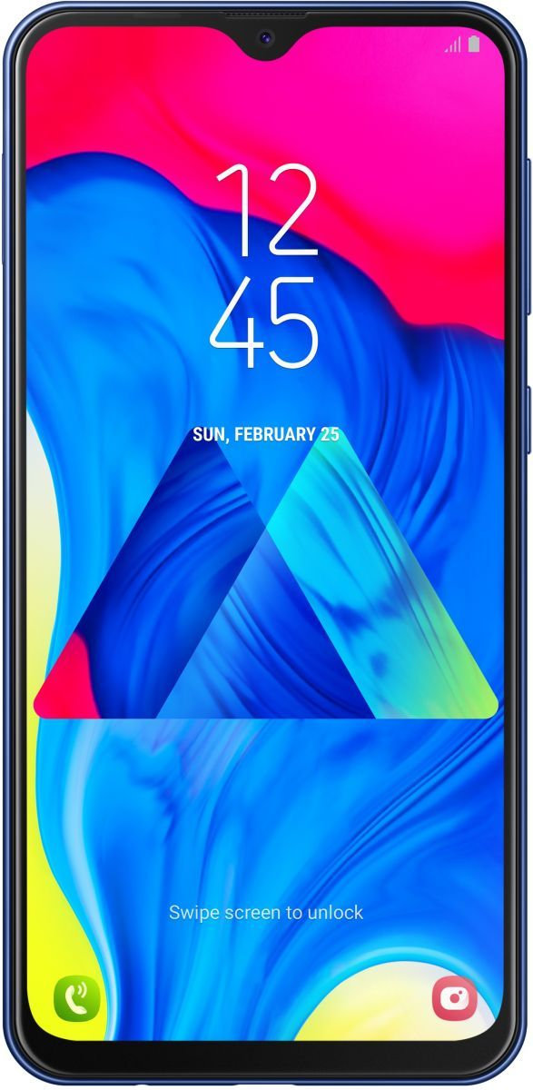 Samsung Galaxy M10 Dual Sim 16gb 2gb Ram 4g Lte Ocean Blue سامسونج جالكسي M10 بشريحتي اتصال 16 جيجا 2 جيجا Dual Sim Samsung Galaxy Smartphone Features
