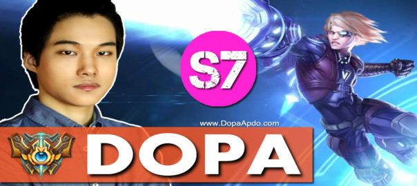 Dopa Ezreal vs Lucian Season 7 FACECAM 2 [Apr 08, 2017] Dopa Ezreal vs Lucian Season 7 FACECAM 2 [Apr 08, 2017] Dopa Stream