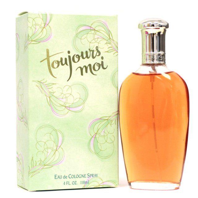 Toujours Moi Perfume by Dana Eau De Cologne Spray / 120 Ml for Women