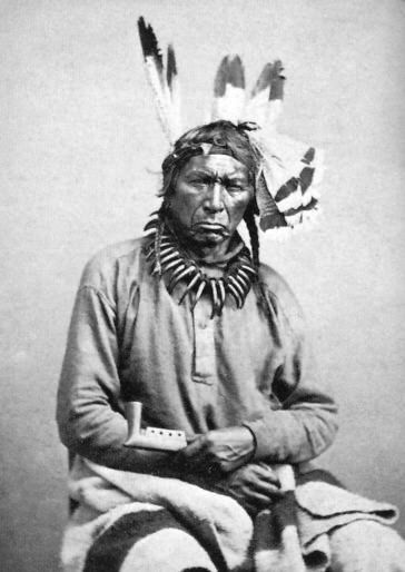 how to become a ojibwa chief