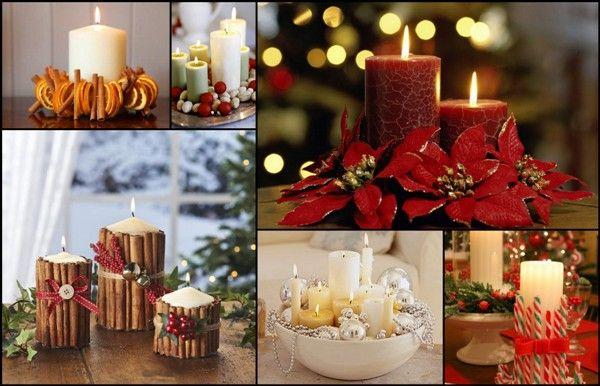 Le 25 migliori idee su decorazioni natalizie fai da te su - Decorazioni natalizie country fai da te ...