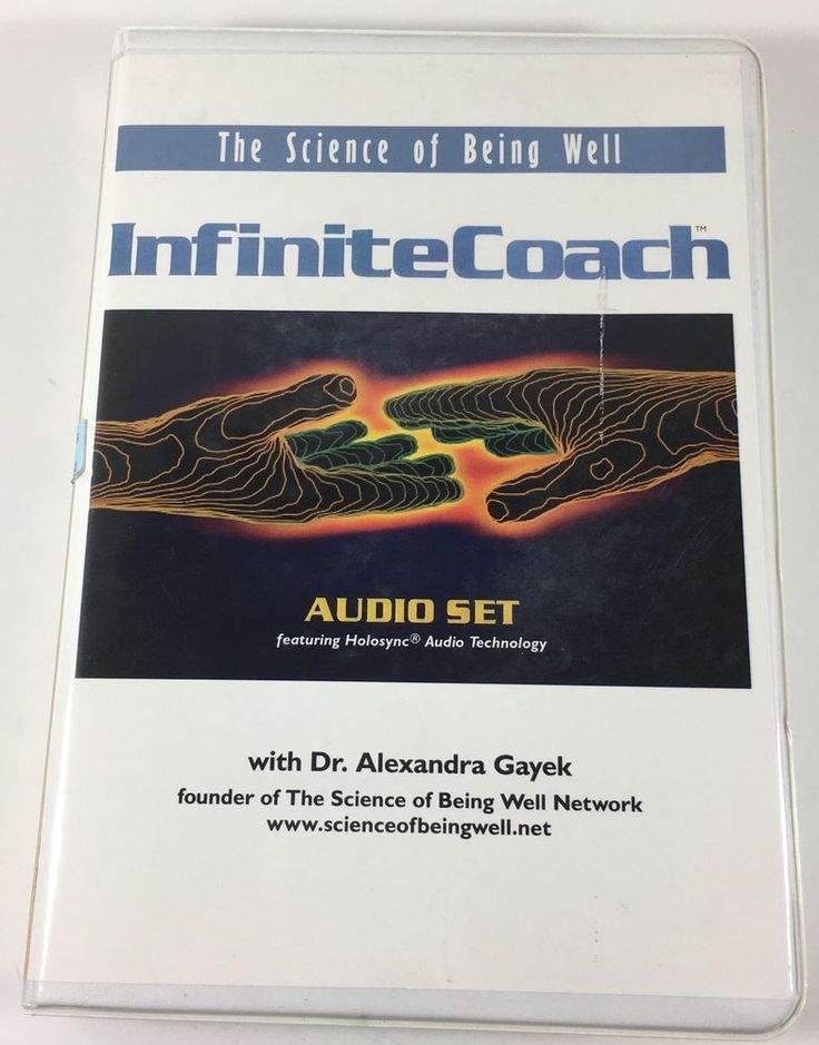 Infinite Coach The Science of Being Well Wallace Wattles Alexandra Gayek Audio | eBay