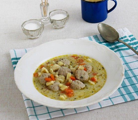 Egy finom Tárkonyos-zöldséges húsgombócleves ebédre vagy vacsorára? Tárkonyos-zöldséges húsgombócleves Receptek a Mindmegette.hu Recept gyűjteményében!