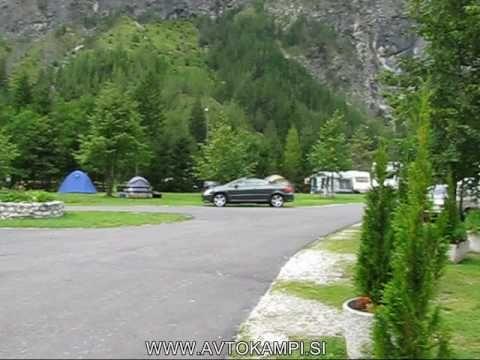 Top 10 des campings en Slovénie | SLOVENIE SECRETE