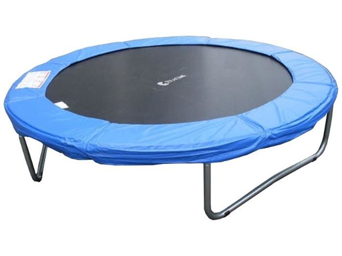 14' 6 Legs Trampoline with Enclosure Net