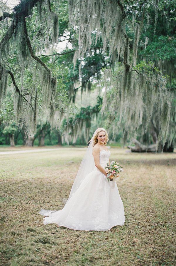 Spring Lowcountry Wedding by Ashley Seawell - Southern Weddings Magazine