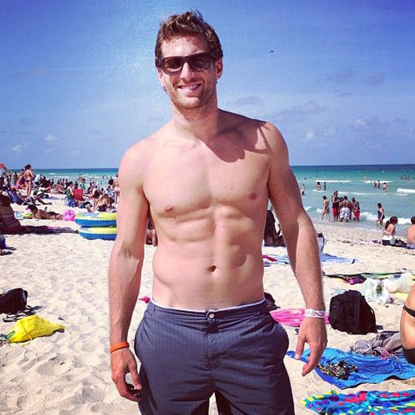 The newly announced star of The Bachelor's 18th season -- Juan Pablo Galavis-- is quite the hottie!