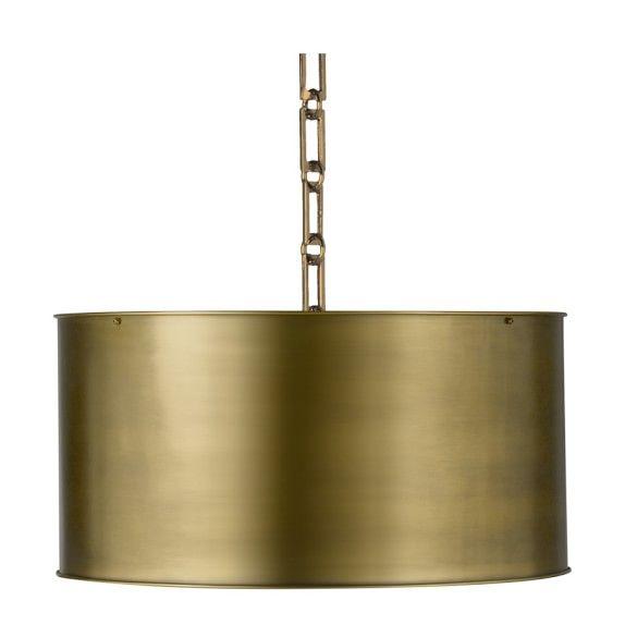 Custom Drum Pendant, Metal | Williams-Sonoma