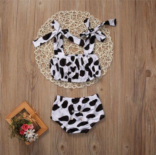 Polka Dot Baby Girls Swimwear Girl Kids Toddler Bathing Suit Swimwear Bikini Tankini Swimsuit Swimming Costume 2-7 Years