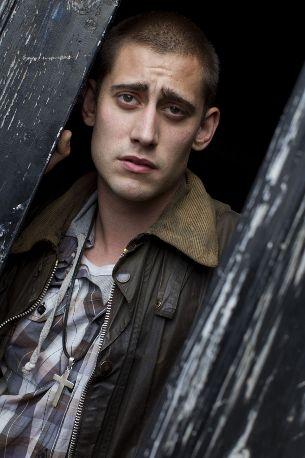 Tom from Being Human UK (Werewolf)