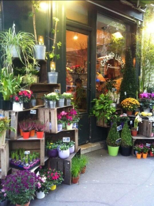 Fleuriste Parisien