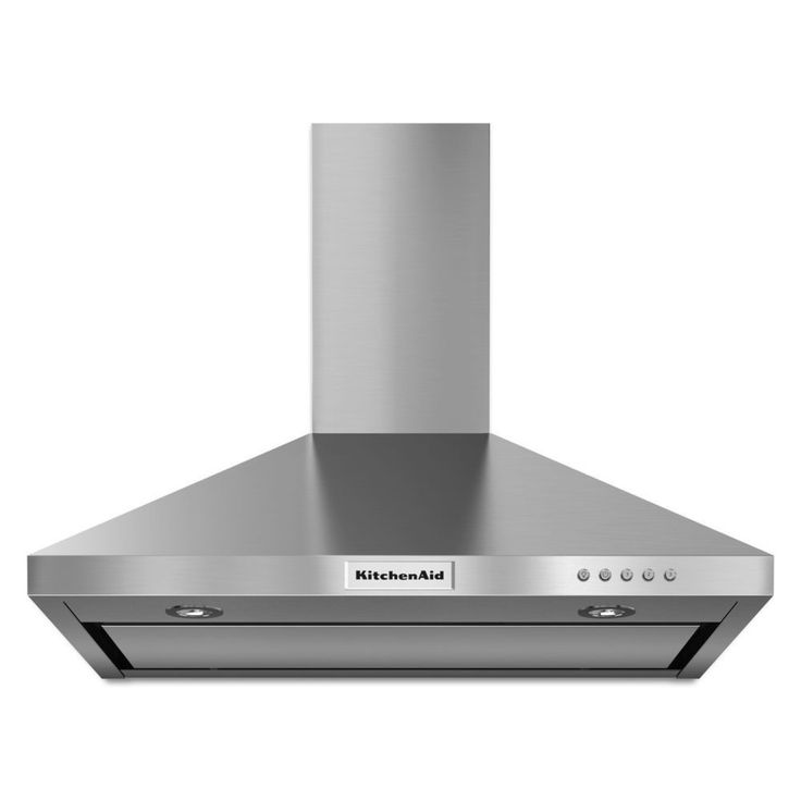 KitchenAid Convertible Wall-Mounted Range Hood (Stainless steel) (Common: 30-in; Actual: 30-in)