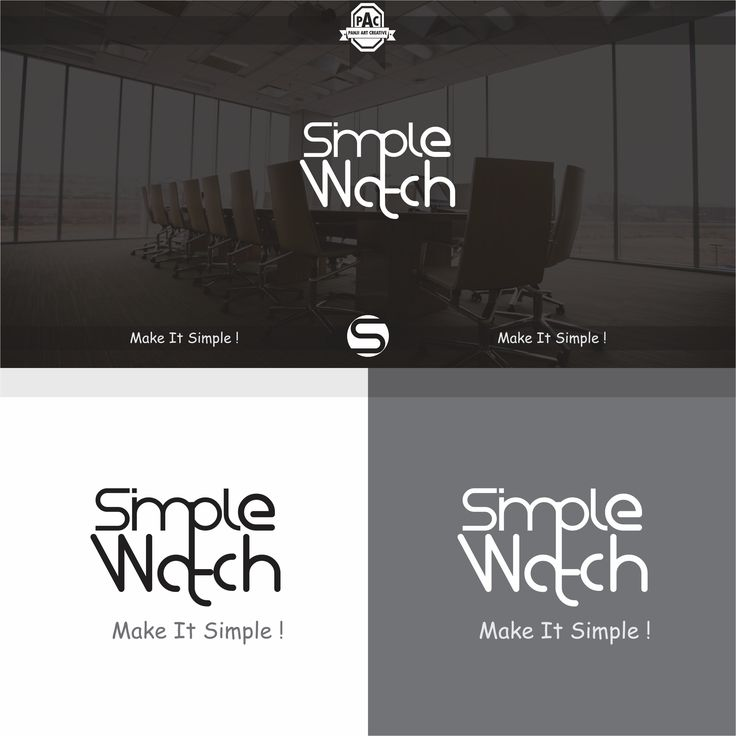 Logo Simple Watch