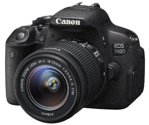 "Canon EOS 700D - Cámara réflex digital de 18.0 Mp (pantalla táctil de 3.0"", objetivo(s) 18-55mm f/3,5, estabilizador de imagen óptico) negro B00BY4VKUA - http://www.comprartabletas.es/canon-eos-700d-camara-reflex-digital-de-18-0-mp-pantalla-tactil-de-3-0-objetivos-18-55mm-f35-estabilizador-de-imagen-optico-negro-b00by4vkua.html"