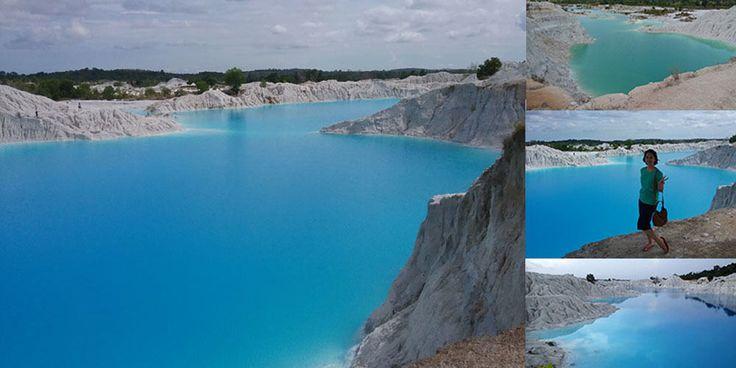 I will be there soon...... Kaolin Lake, Bangka Island | Destination – Indonesia Travel