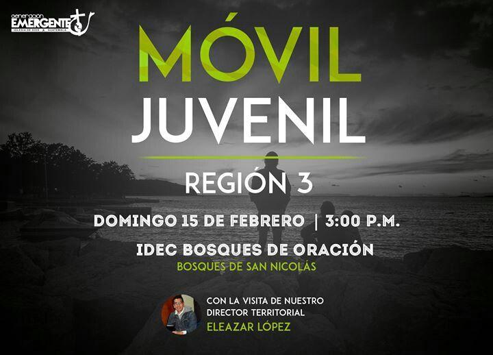 Móvil GE Region 3