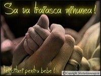 Felicitari Bebe - Minunea