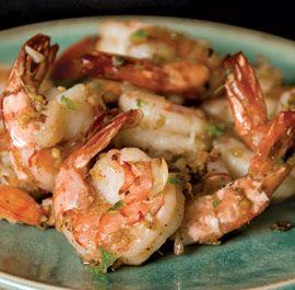Classic Dry-Fried Pepper and Salt Shrimp #cooking #chinesenewyear
