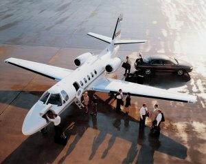 Jet Citation Bravo Cessna PrivateJet Businessjet Aircraft