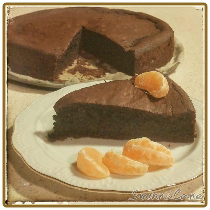 Belga csokitorta paleo