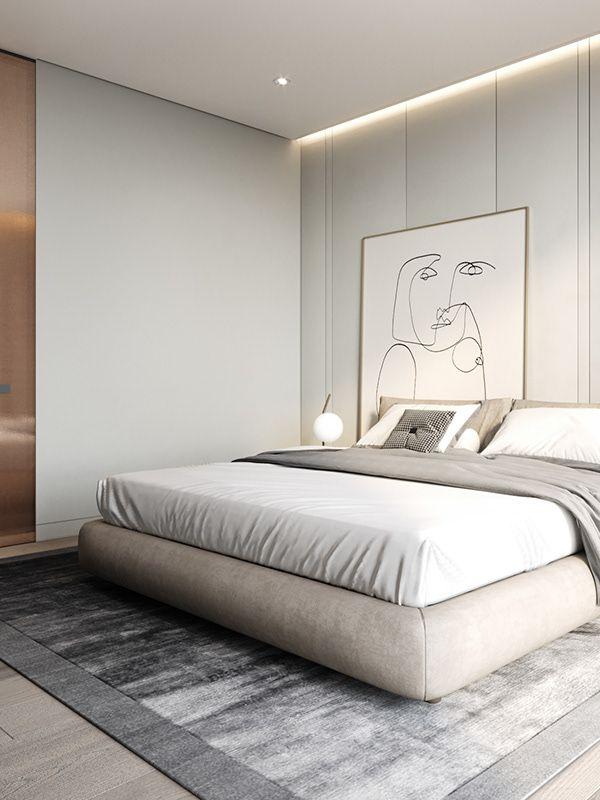 Minimalist Hotel Room: Hotel Bedroom Design, Minimalist