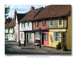 Saffron Walden in Essex : beautiful town