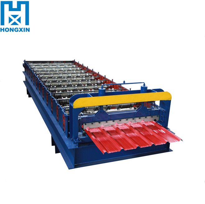 Best Pre Pained Color Steel Sheet Roll Forming Machine 640 x 480