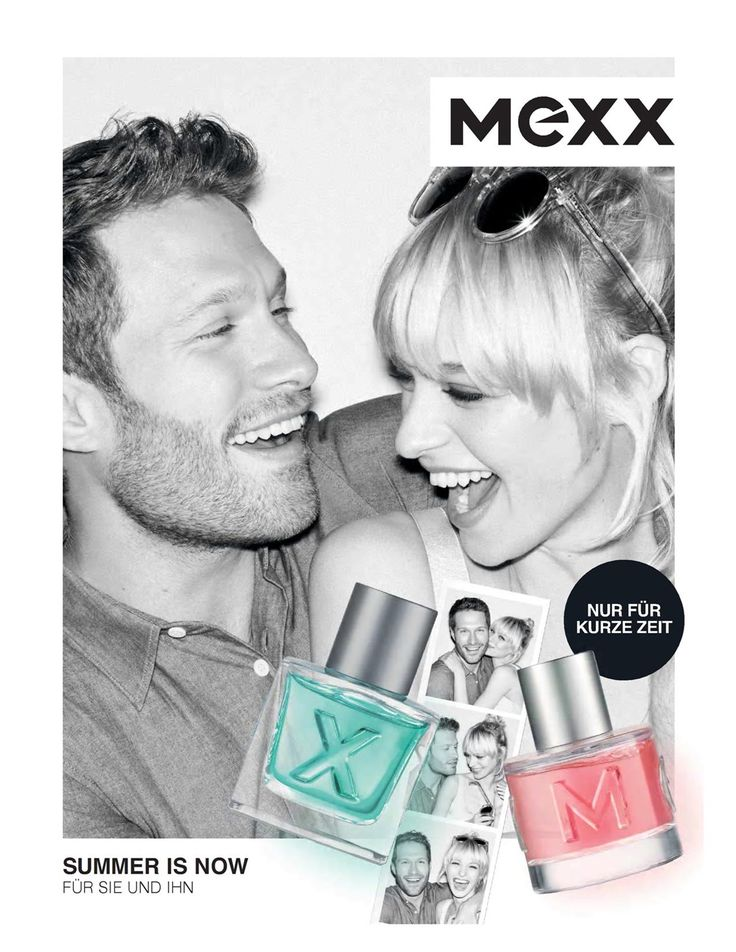 Mexx Summer is Now ~ New Fragrances