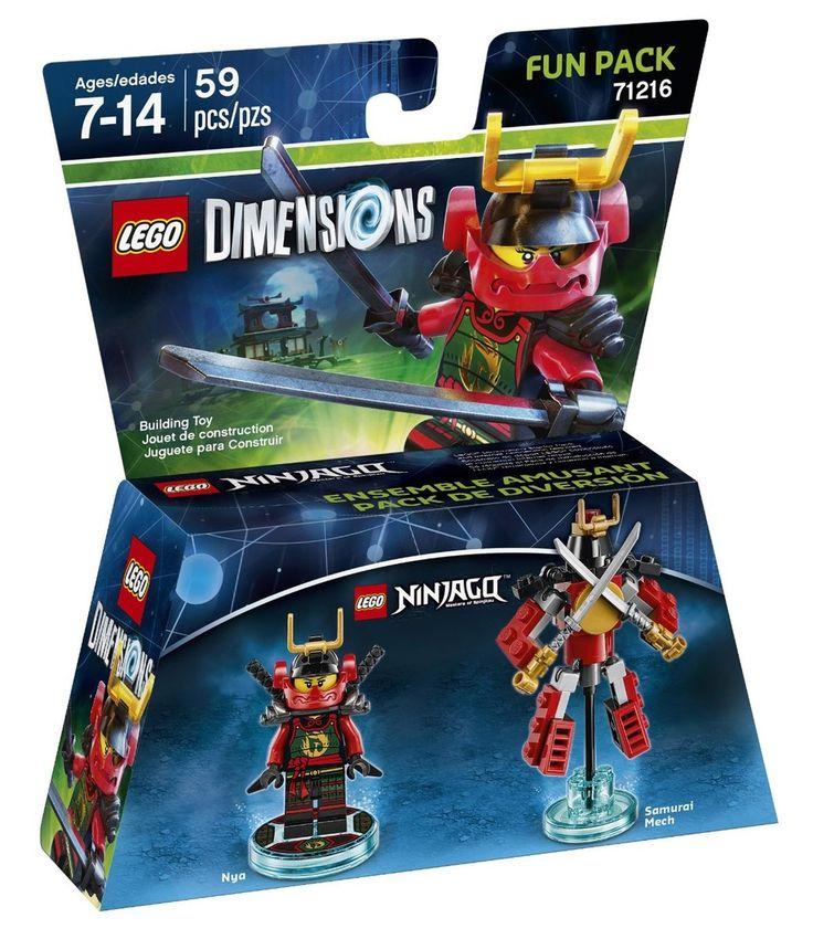 lego dimensions ninjago nya jouet de construction de 59 pices pour plus d